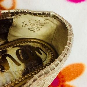 Sam Edelman Shoes - Sam Edelman Felicia (Size 5.5)